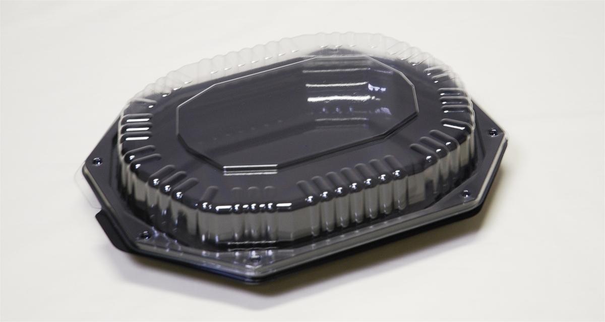 Cateringschaal met deksel goedkope verpakkingen boxes in stock - Deksel x ...