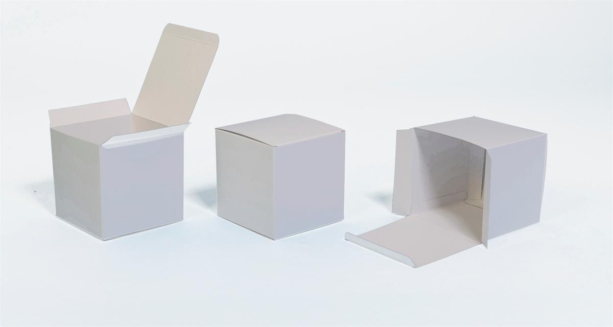 Kubusdoosjes vierkante doosjes goedkope verpakkingen boxes in stock - Kleine ijdelheid eenheid ...