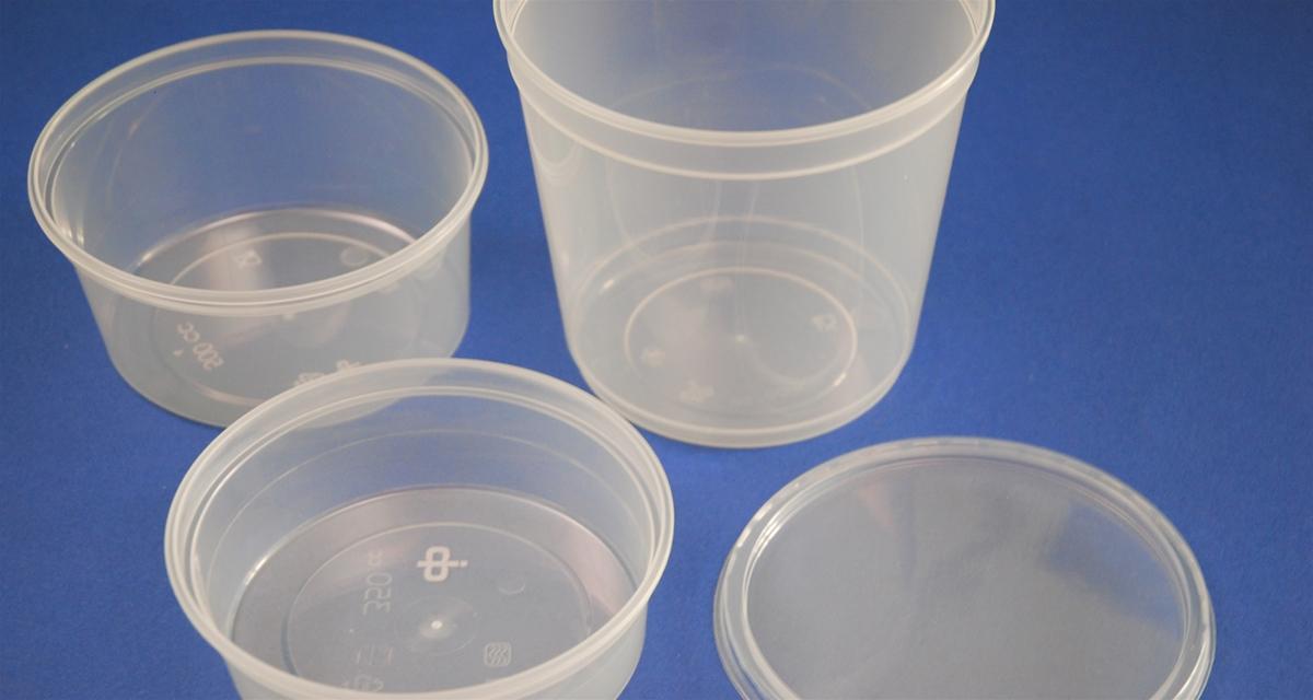 Plastic bakjes horeca goedkope verpakkingen boxes in stock for Plastic verpakkingen