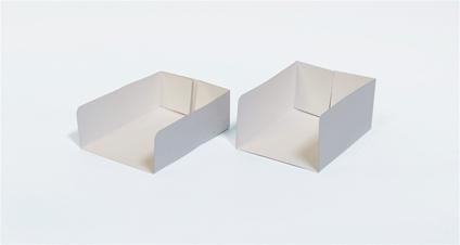 Esbo's / Verlijmde zakschuifkartons